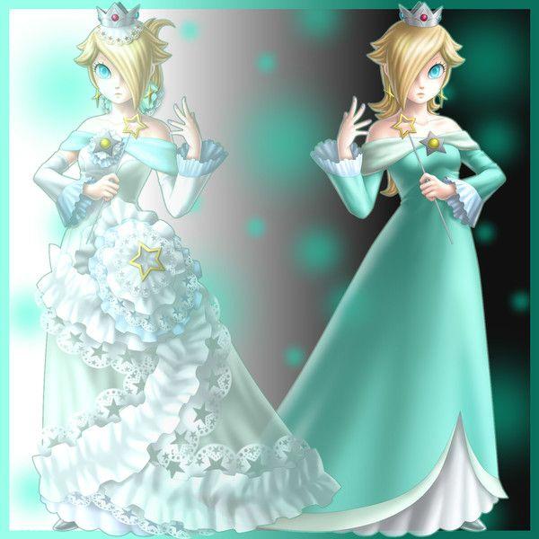Mario - Princesse dans mario ...