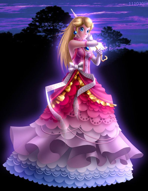 Mario - Image de princesse ...